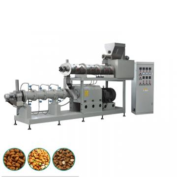 Corn Wheat Materials Dry Puffed Dog Kibbles Snacks Cat Food Fish Feed Manufacturing Equipment