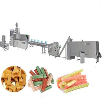 Double Color Different Shapes Automatic Dog Treats Extruder/Machine