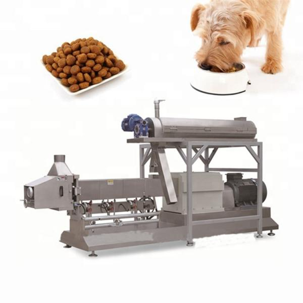 Good Price Dog Food Floating Fish Meal Feed Extrusion Machine
