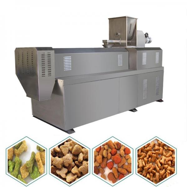 Pet Food Production Line Floating Fish Feed Pellet Making Machine