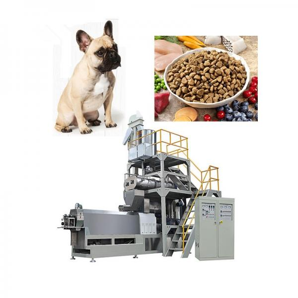 Pet Dog Food Machine Production Line Manufacturing Equipment for Sale