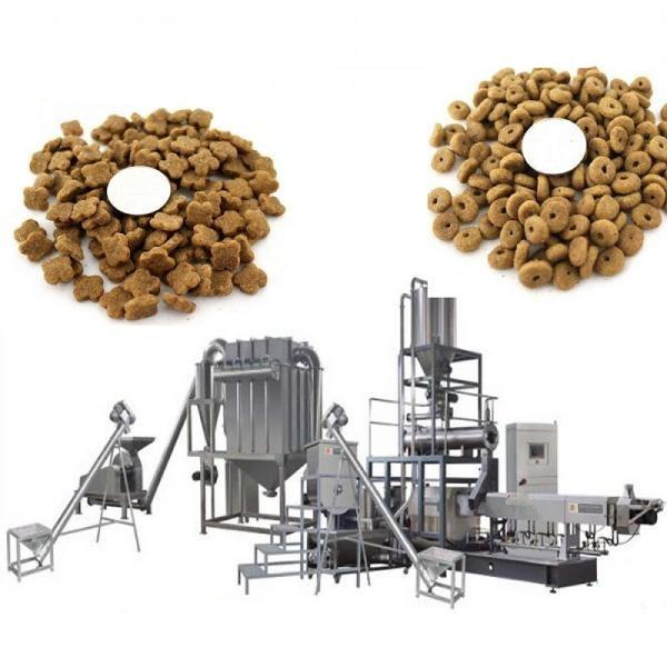 Good Performance Fish Feed and Pet Food Pellets Drying Equipment