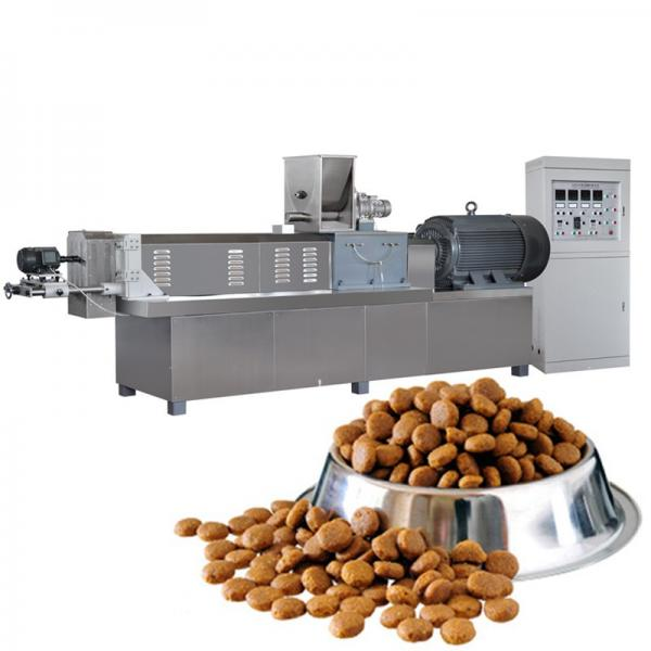 After Sales Service Available Animal Dry Pet Food Processing Machine