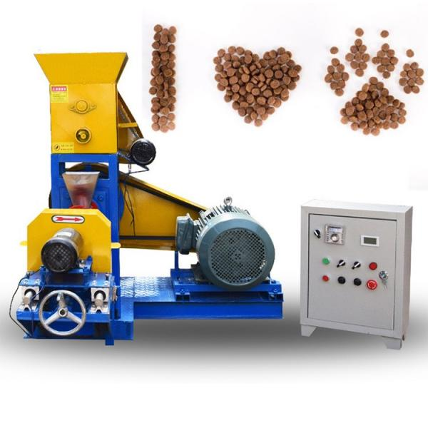 Samfull Automatic Animal Feeds Pet Food Packing Machine for Dog and Cat Food