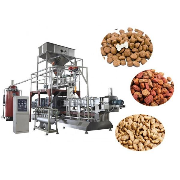 Hot Sale High Quality Pet Food Processing Machinery Equipment